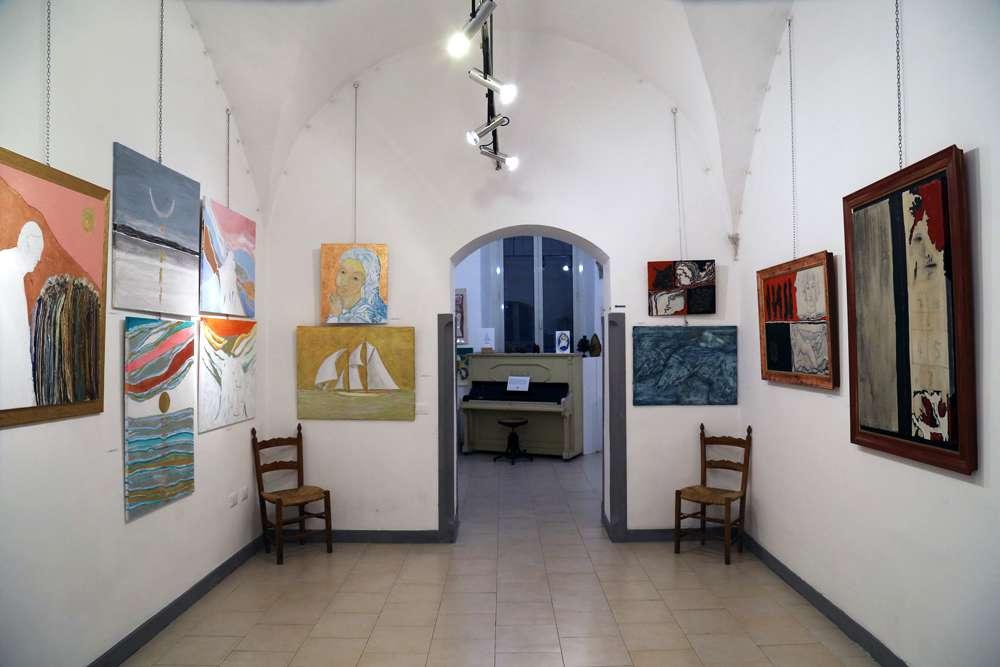 Borrello la pittura che d voce alle cose for Mostre roma 2016